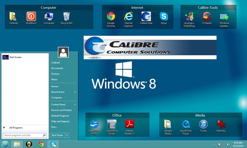 Easy-To-Use Windows 8